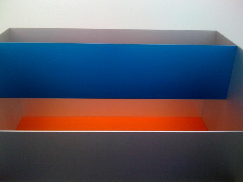 Untitled (Menziken 89-10), 1989, interior