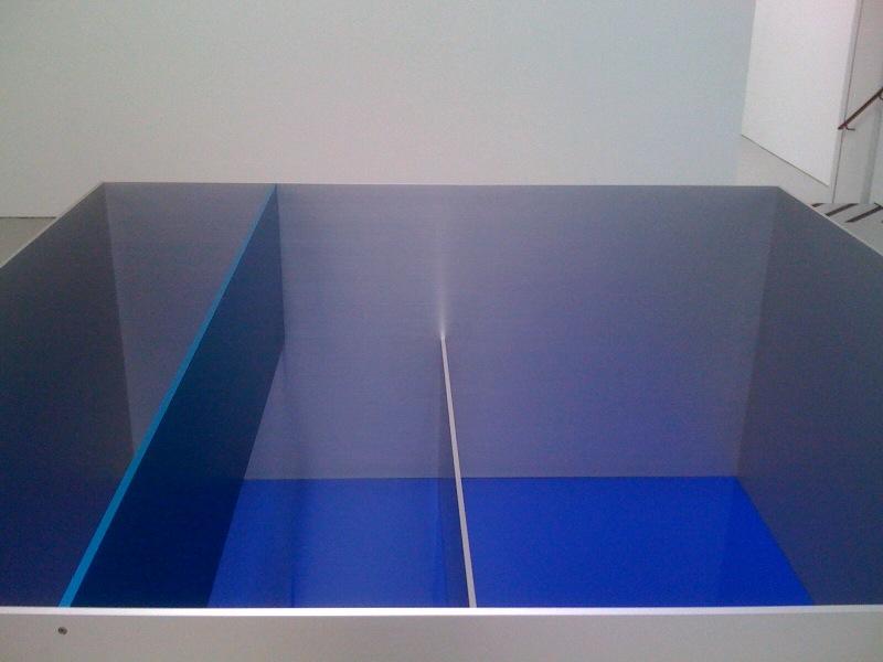 Untitled (Menziken 89-6), 1989, interior