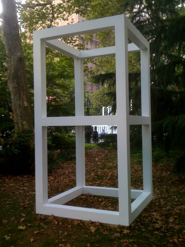 Double Modular Cube, 1979
