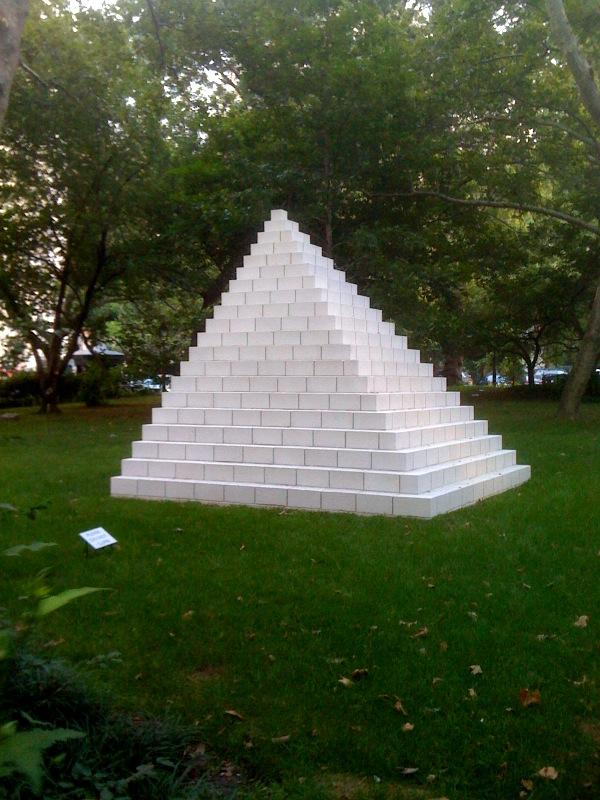 Pyramid (Munster), 1987, 2