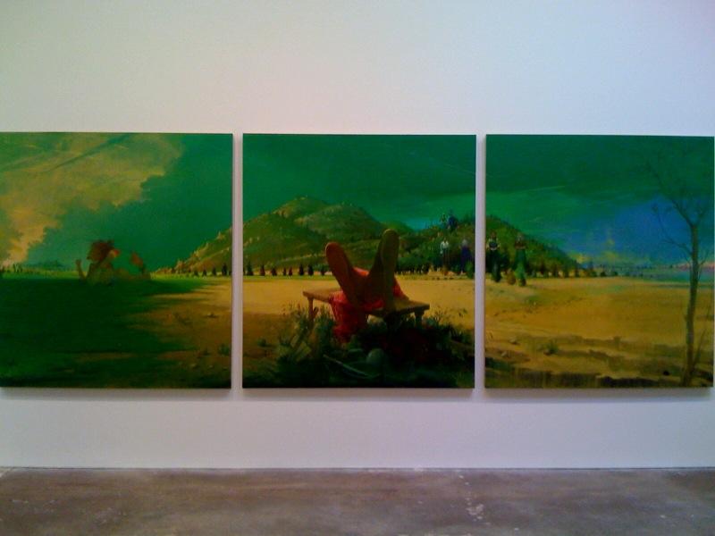 Triptych, 2011