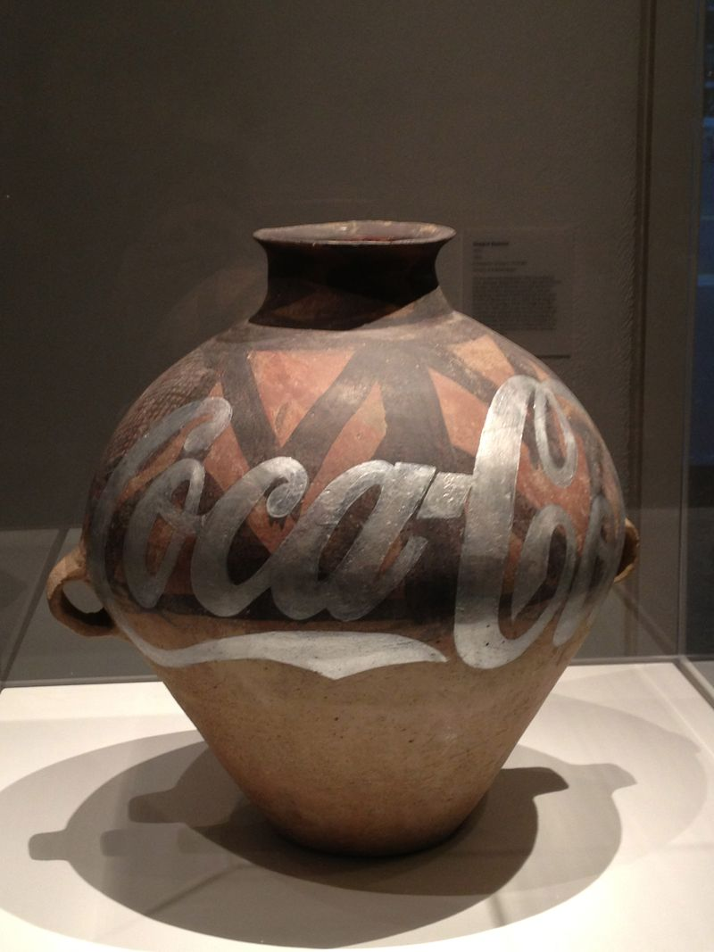 Coca-Cola Vase, 2007