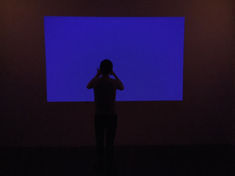 Danae, 1983, James Turrell