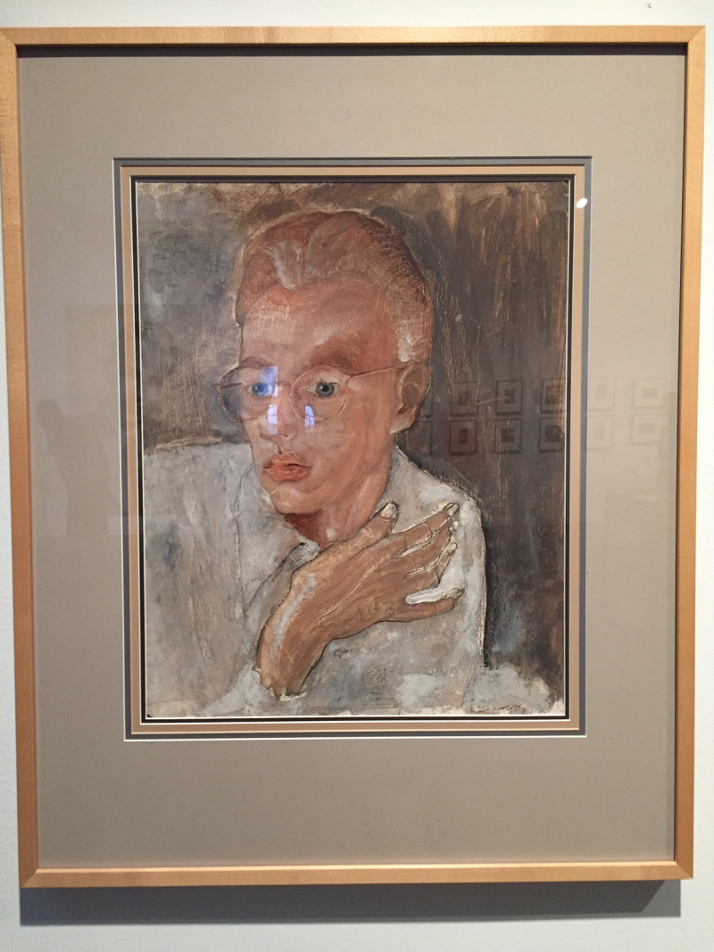 1 Self-Portrait, ca. 1943
