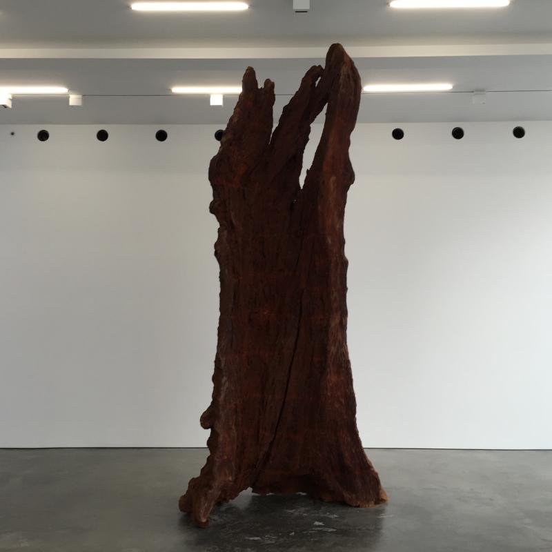 Lisson, Iron Tree Trunk, 2015_1