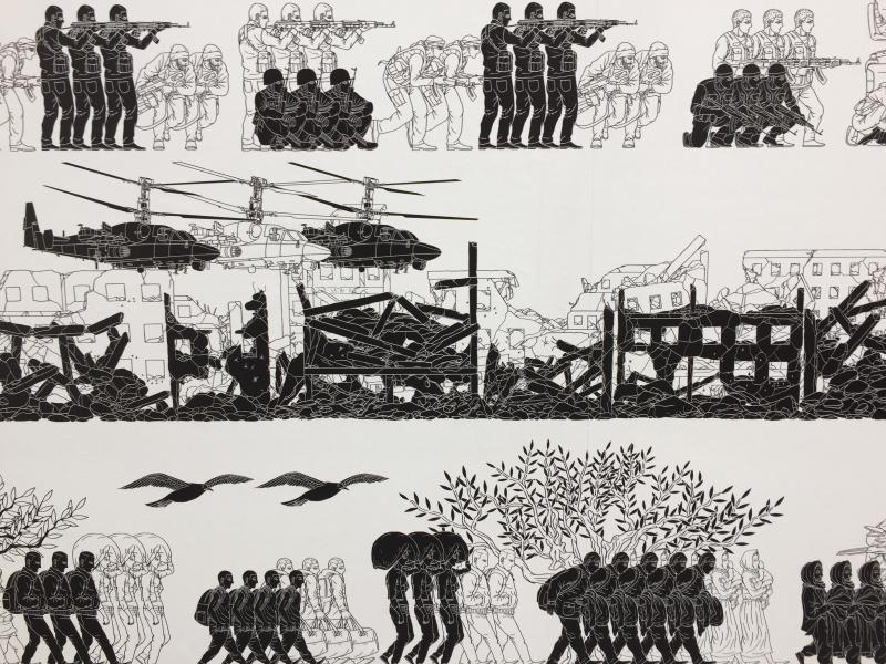 Lisson, Wallpaper Detail