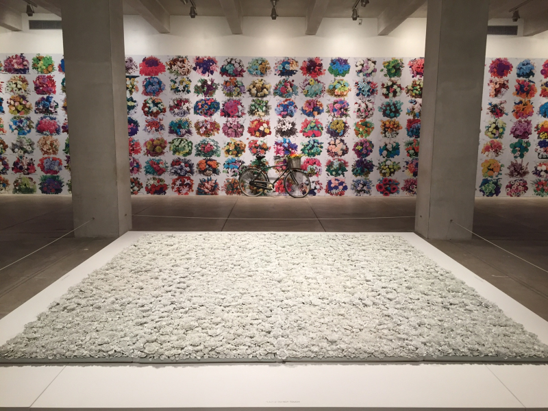 Blossom, 2015, With Flowers, 2012-15