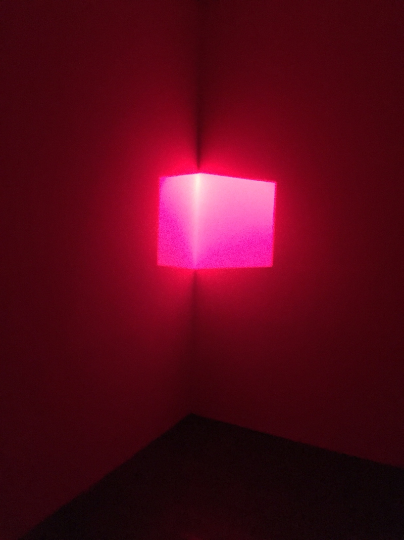 Catso, Red, 1967:1994, James Turrell