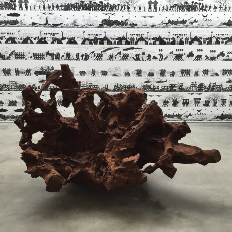 Lisson, Iron Root, 2015_2