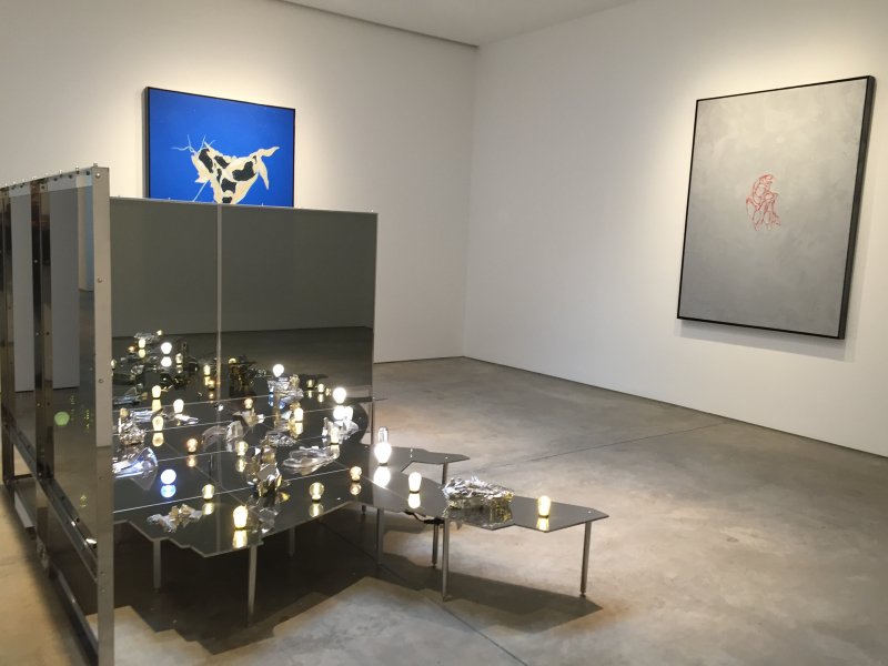 Civitas Solis IV, 2016, Perdu I, 2016, Perdu III, 2016