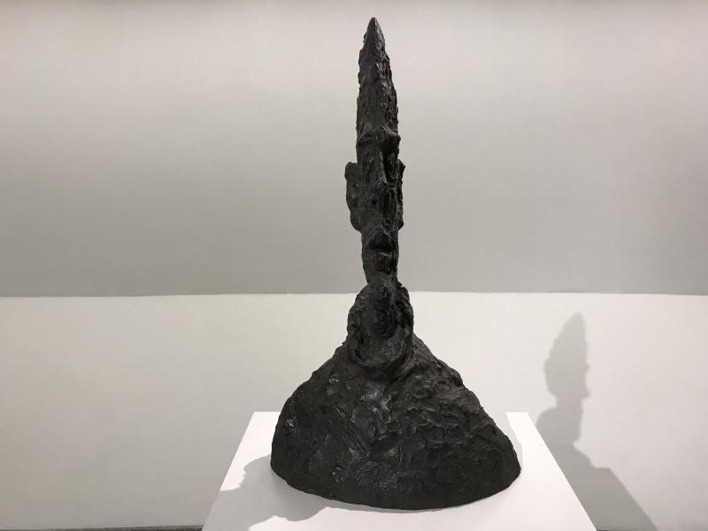 5_Tall Thin Head  Bronze  1954