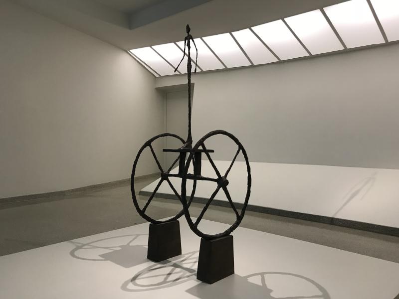 4_The Chariot  Bronze  1950