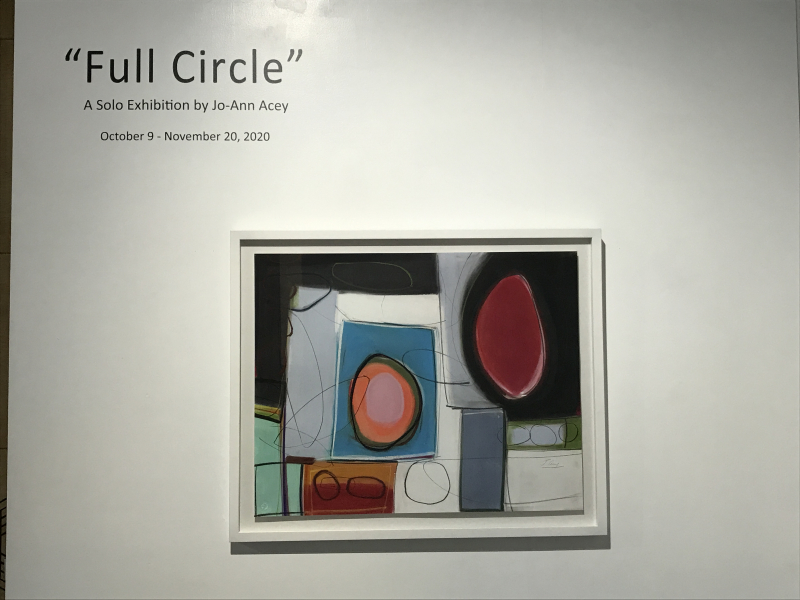Jo-Ann Acey  Full Circle No. 1