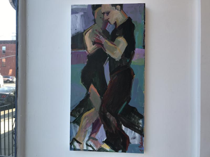 Janet Pedersen  Tango