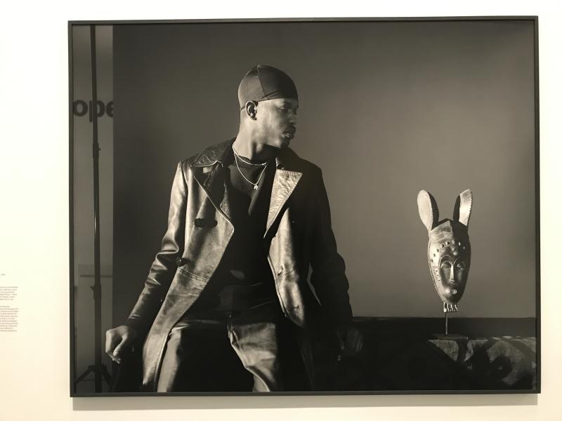 John Edmonds  Untitled (Marion & Yaure Mask)  2020