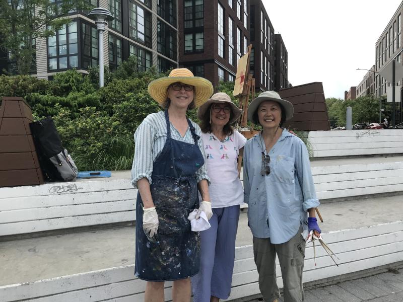 Janet Pedersen  Susan Greenstein  Ella Yang
